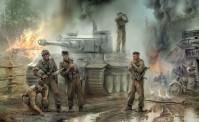 Zvezda 783614 Panzerbesatzung (D) 43-45