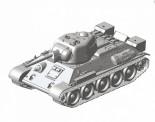 Zvezda 783689 T-34/76 mod. 1943 Uralmash
