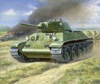 Zvezda 786101 Wargame Add-On T34/76 Panzer