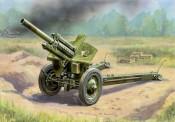 Zvezda 786122 Soviet Howitzer