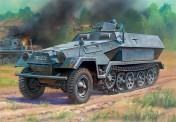 Zvezda 786127 WWII Wargame Kfz.251/1B