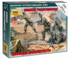 Zvezda 786136 German Paratroopers WWII