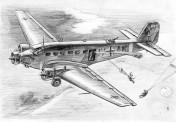 Zvezda 786139 Junkers JU-52