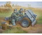 Zvezda 786156 Dt. 75mm Inf.Geschütz