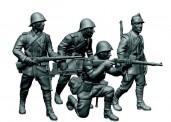 Zvezda 786163 Romanian Infantry