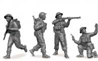 Zvezda 786166 Britishe Infanterie 1939-42