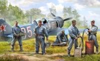 Zvezda 786187 Soviet Airforce Ground Crew
