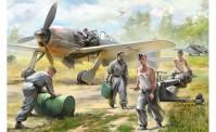 Zvezda 786188 German Airforce ground crew