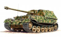 Zvezda 786195 Sd.Kfz.184 Ferdinand HeavyTank Des