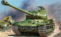 Zvezda 786201 IS-2 Heavy Soviet Tank