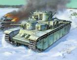 Zvezda 786203 Sovietischer Panzer T-35