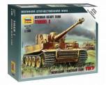 Zvezda 786256 Tiger I - German Heavy Tank