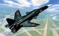 Zvezda 787215 Kampfjet Sukhoi SU-47 Berkut