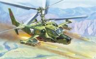 Zvezda 787216 Russ. Attack Helicopter 'Hokum'