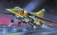 Zvezda 787228 MIG-27 Soviet Fighter