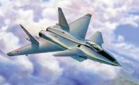 Zvezda 787252 MIG 1.44 Russ. Multirole Fighter