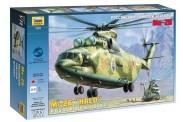 Zvezda 787270 Transport Helikopter MIL Mi-26 HALO