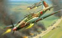 Zvezda 787279 Ilyushin IL-2M Soviet WWII
