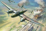 Zvezda 787283 PetlyakovPe-2 Soviet fighter/bomber