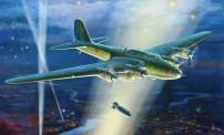 Zvezda 787291 TB-7 Soviet Bomber 1939-1945 (WA)