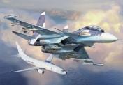 Zvezda 787314 Sukhoi Su-30SM 'Flanker-H'