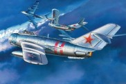 Zvezda 787318 MIG-17 Fresco - Soviet Fighter