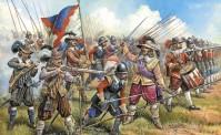 Zvezda 788061 Austrian Musketeers and Pikemen