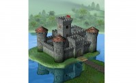 Zvezda 788512 Medieval Castle