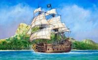 Zvezda 789031 Black Swan Piratenschiff