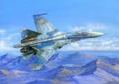 Faller Marken 381711 SU-27 Flanker B