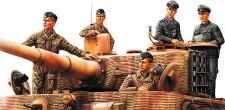 Faller Marken 384401 Deutsche Panzerbesatzung, Normandie 1944