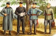 Faller Marken 384406 Deutsche Offiziere