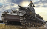 HobbyBoss 80132 Panzerkampfwagen IV Ausf.D