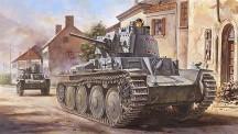 HobbyBoss 80138 Dt. Pz.Kpfw. / Pz.BfWg 38(t) Ausf. B