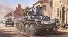 HobbyBoss 80141 German Panzer Kpfw.38(t) Ausf.B