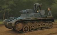 HobbyBoss 80145 Panzer 1Ausf A Sd.Kfz.101
