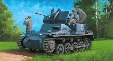 HobbyBoss 80147 Flakpanzer IA mit Munitions-Anhänger