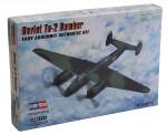 HobbyBoss 80298 Soviet TU-2 Bomber