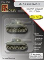 Pegasus Hobbies 750 M4A3 Sherman 2 Fertigmodelle