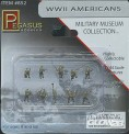 Pegasus Hobbies 852 US-Soldaten, bemalt