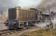 Trumpeter 750216 WR360 C12 Lokomotive Wehrmacht