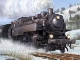 Trumpeter 750217 Dampflokomotive BR86
