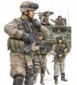 Trumpeter 750424 Modern US Army Armor Crewman u.Inf.