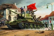 Trumpeter 750903 T-34/76 1943