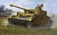 Trumpeter 750920 German Pzkpfw IV Ausf.H Medium Tank