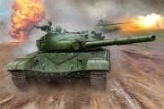 Trumpeter 750924 Russian T72-B Main Battle Tank