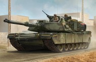 Trumpeter 750926 US M1A1 AIM MBT