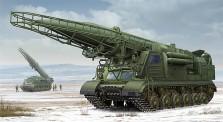 Trumpeter 751024 Raketenstartrampe 2P19 mit R17 Scud