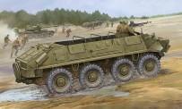 Trumpeter 751542 Russian BTR-60P APC   01542