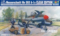 Trumpeter 752261 Me 262 A-1a 'Clear Edition'
